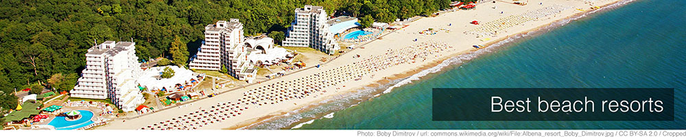 Best beach resorts