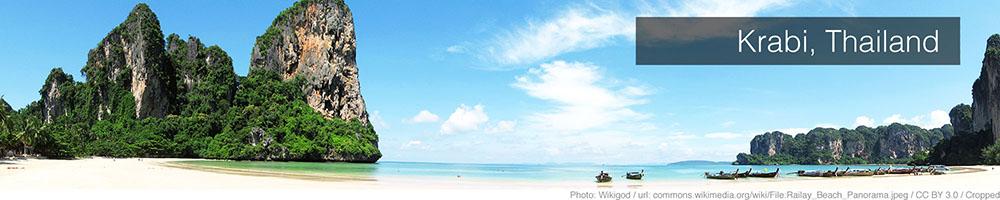 Krabi Weather February